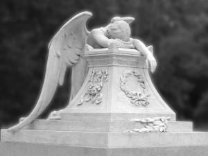 angel tomb